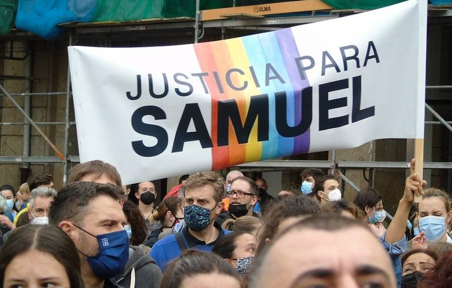 Manifestación Justicia Para Samuel | ARCHIVO