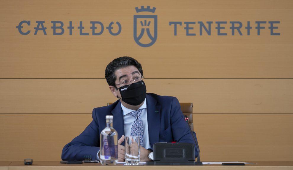 Pedro Martín | CABILDO DE TENERIFE