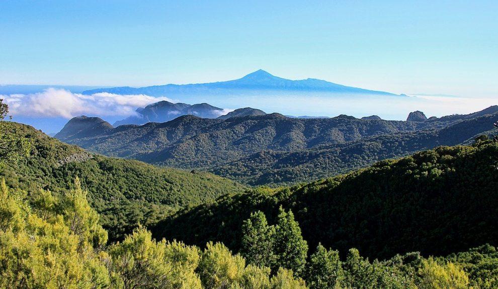 El Teide visto desde La Gomera | PIXABAY