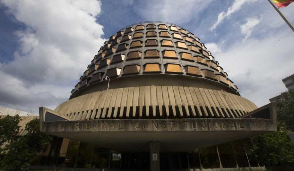Edificio del tribunal | TRIBUNAL CONSTITUCIONAL DE ESPAÑA