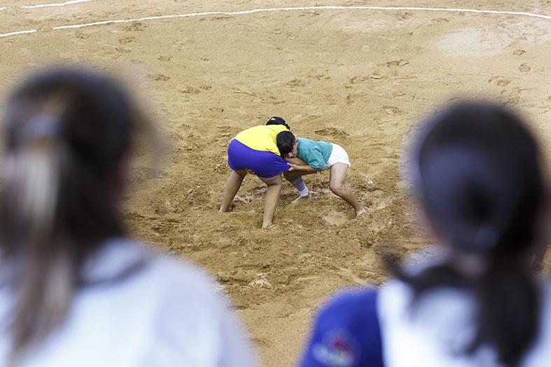 Lucha canaria con menores   GOBIERNO DE CANARIAS