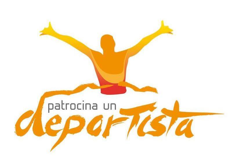 Logotipo de la iniciativa | PATROCINA UN DEPORTISTA