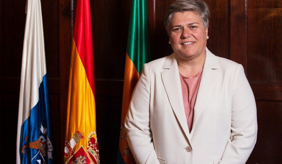 Noelia García | AYUNTAMIENTO DE LOS LLANOS DE ARIDANE