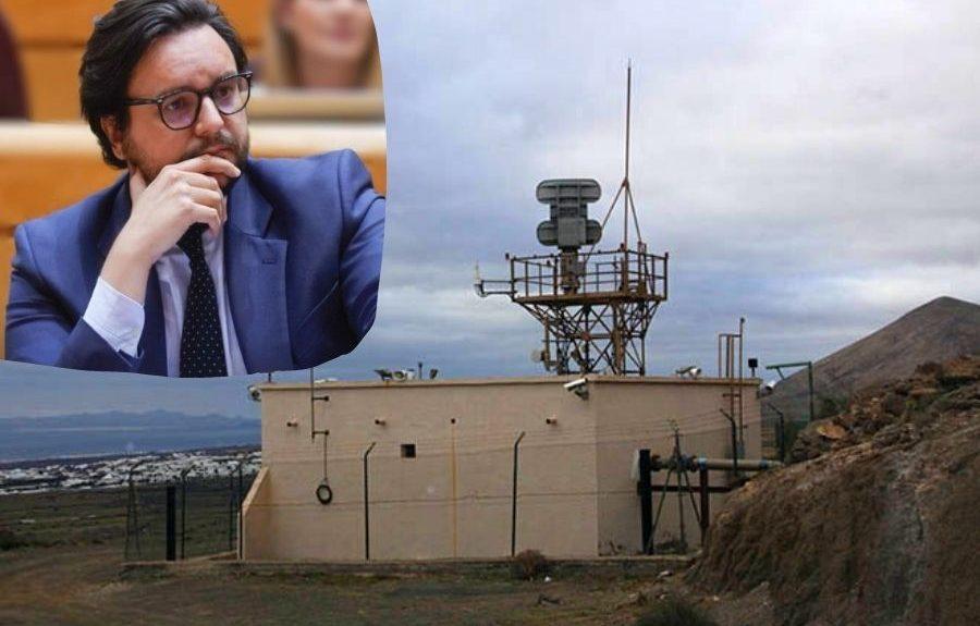 Sergio Ramos y el Sistema Integrado de Vigilancia Exterior (SIVE) de Lanzarote | EL ESPEJO CANARIO