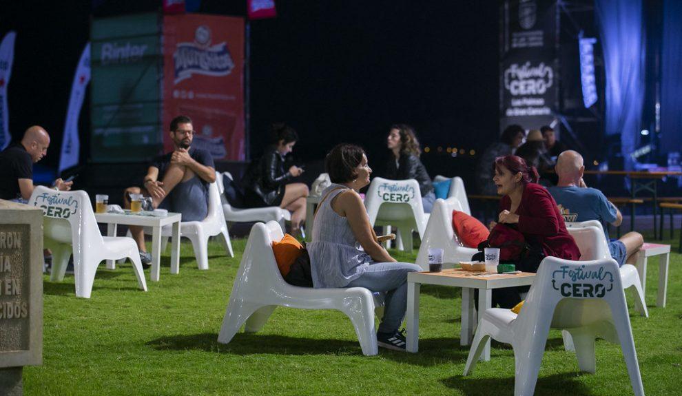 Festival Cero en la edición de 2021   Foto: Quique Curbelo / LPA Cultura