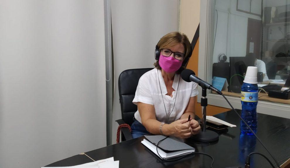 Encarna Galván, concejal de Cultura de Las Palmas de Gran Canaria