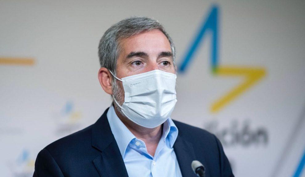 Fernando Clavijo, secretario general de CC   Foto: Coalición Canaria