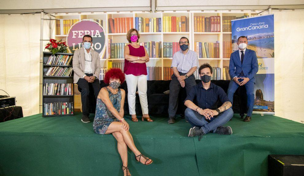 Inauguración de la Feria del Libro 2021 | Foto: Comunicación Jab