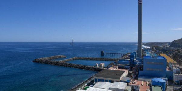 Planta desaladora de Emalsa en Las Palmas de Gran Canaria | Foto: Emalsa