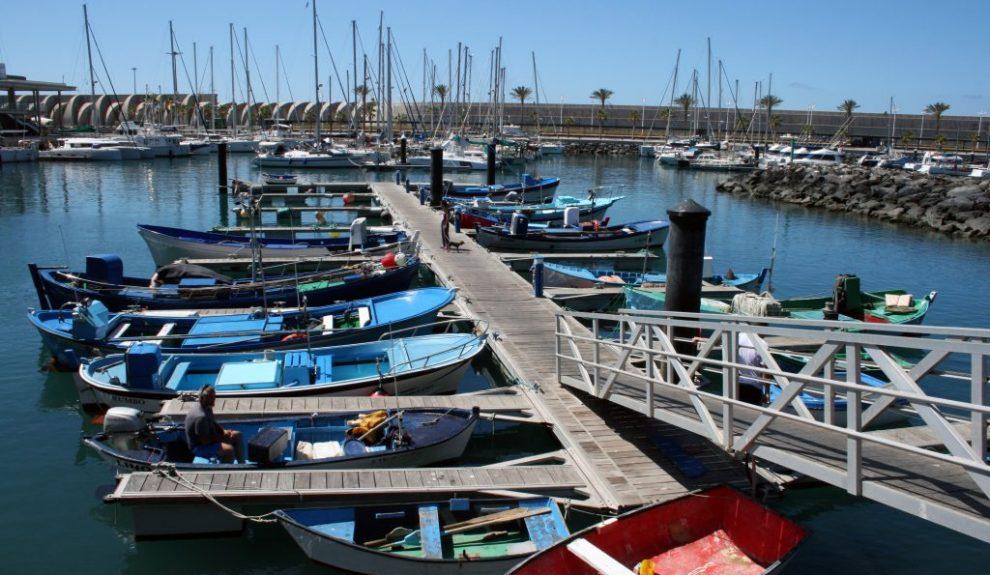 Puerto de Tazacorte | Foto: Puertos Canarios