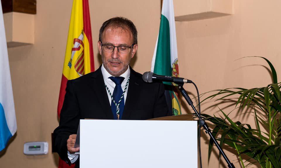 Sergio Rodríguez, alcalde El Paso